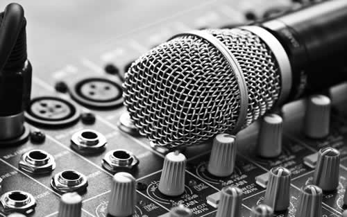 Radio Reunion mic
