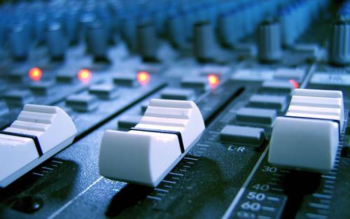 Radio Reunion mixer